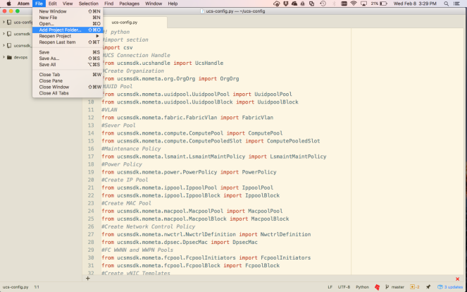 How to Use GitHub and Atom – vWannabe