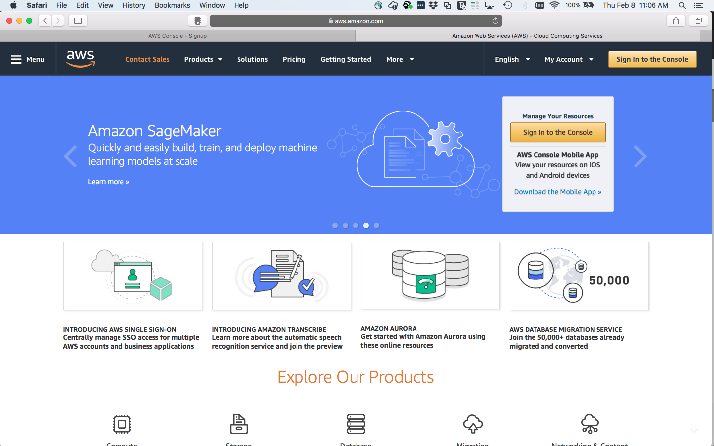How to spin up a Linux instance in AWS – vWannabe